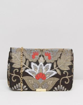 Ted Baker - Sac bandoulière style tapisserie