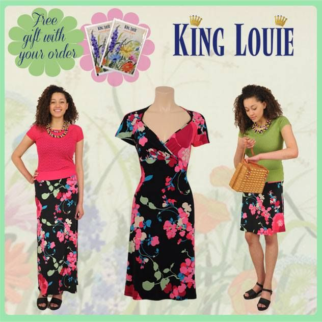 #Kinglouie FLASH COLLECTION Summer 2015 New #flower prints
