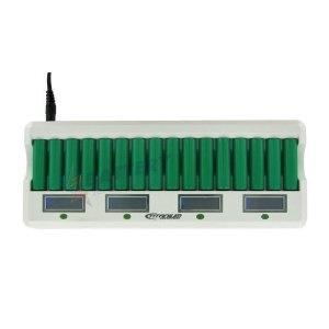 16 Bay Ni-MH AA/AAA Battery Charger - Good reviews, good price - $49.95 + 7.23 Shipping