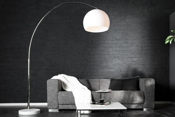ber ideen zu bogenlampe auf pinterest. Black Bedroom Furniture Sets. Home Design Ideas