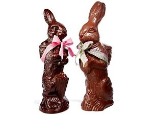 14 best thanksgiving chocolates images on pinterest chocolates jumbo easter bunnies from li lac chocolates the oldest chocolatier in nyc negle Gallery