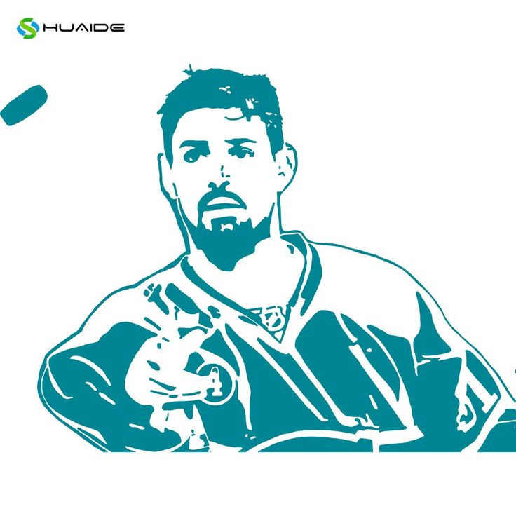 Wall Decal Carey Price Professional Ice Hockey Goaltender Overwatch Home Decor Poster Wall Art Wall Stickers For Kids Rooms A76