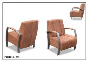 Fauteuil 205 van Koopmans meubelen