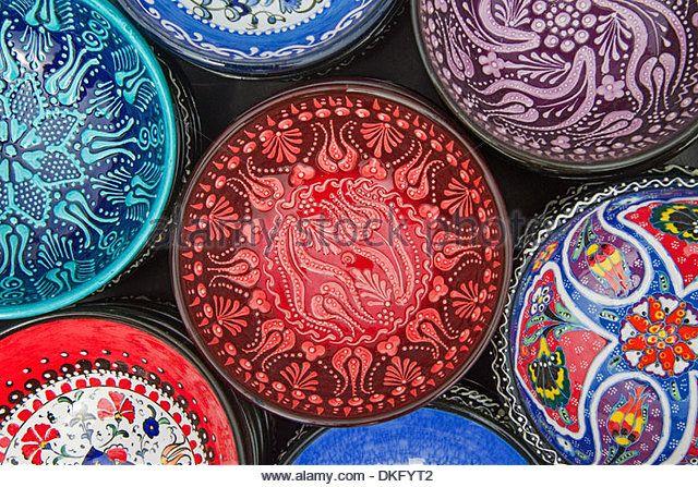 Ceramic Dishes Stock Photos & Ceramic Dishes Stock Images - Alamy