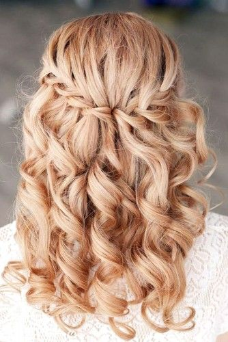 Pleasant 1000 Ideas About Braided Wedding Hairstyles On Pinterest Short Hairstyles For Black Women Fulllsitofus