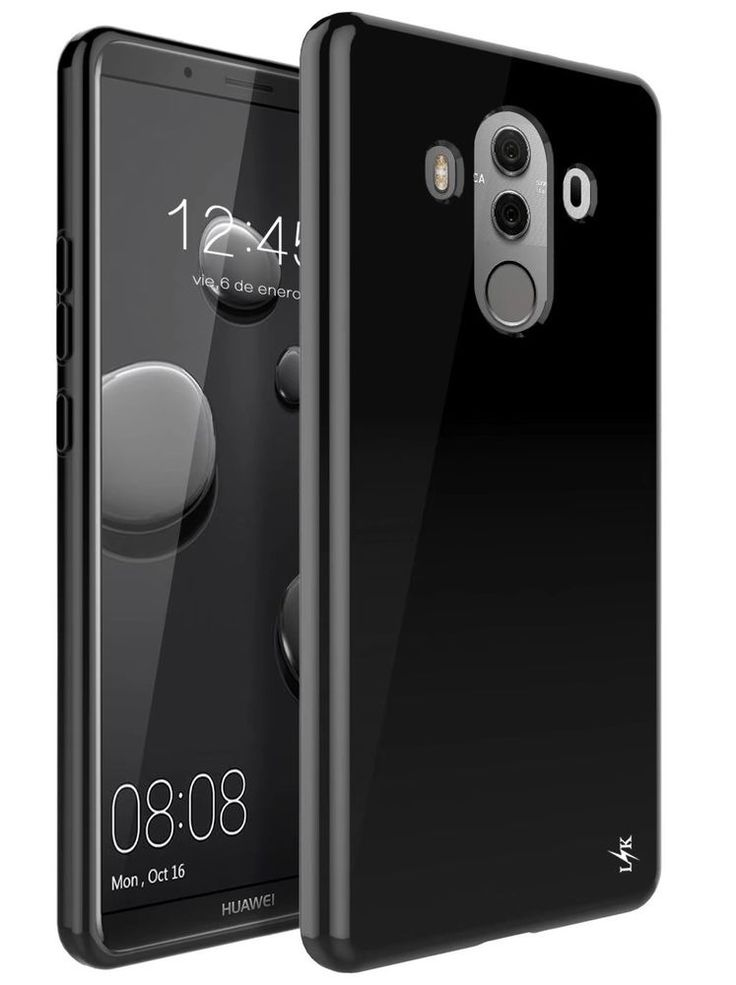 Huawei Mate 10 Pro Case Slim Soft Skin TPU Rubber Silicone Protective Back Cover #HuaweiMate10Pro