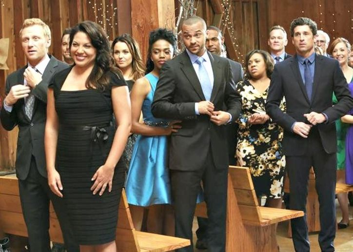 Grey's Anatomy's Sarah Drew and Jerrika Hinton on What's Next for ...