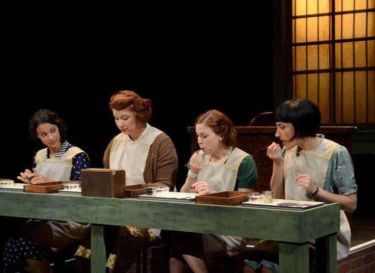 'Radium Girls' get their due in Umbrella Group's…