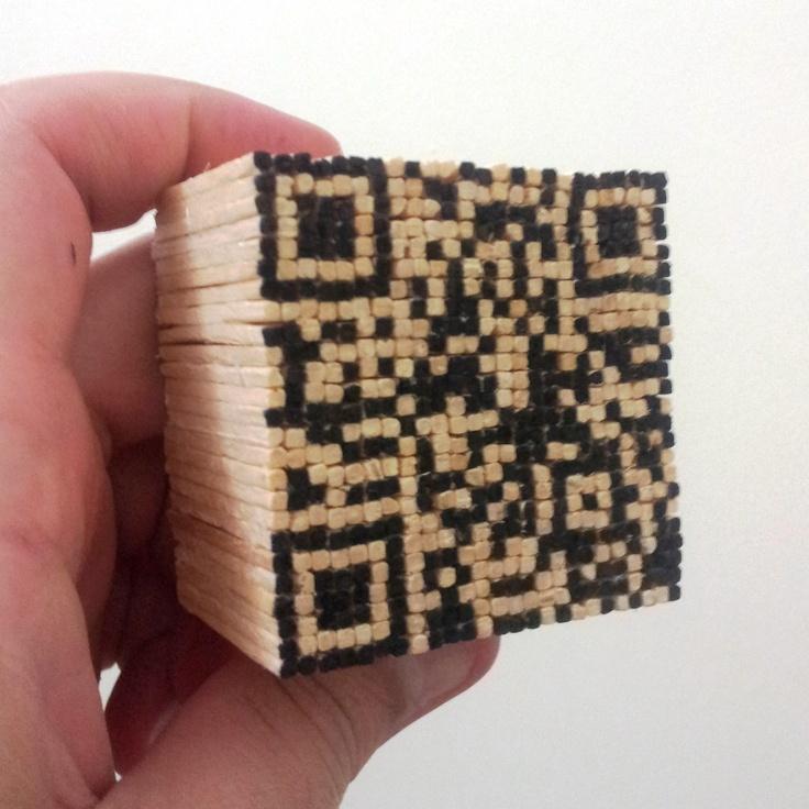 Matches QR Code: Etdtag Custom, Custom Qr, Matching Qr, Breadcrumb Matching