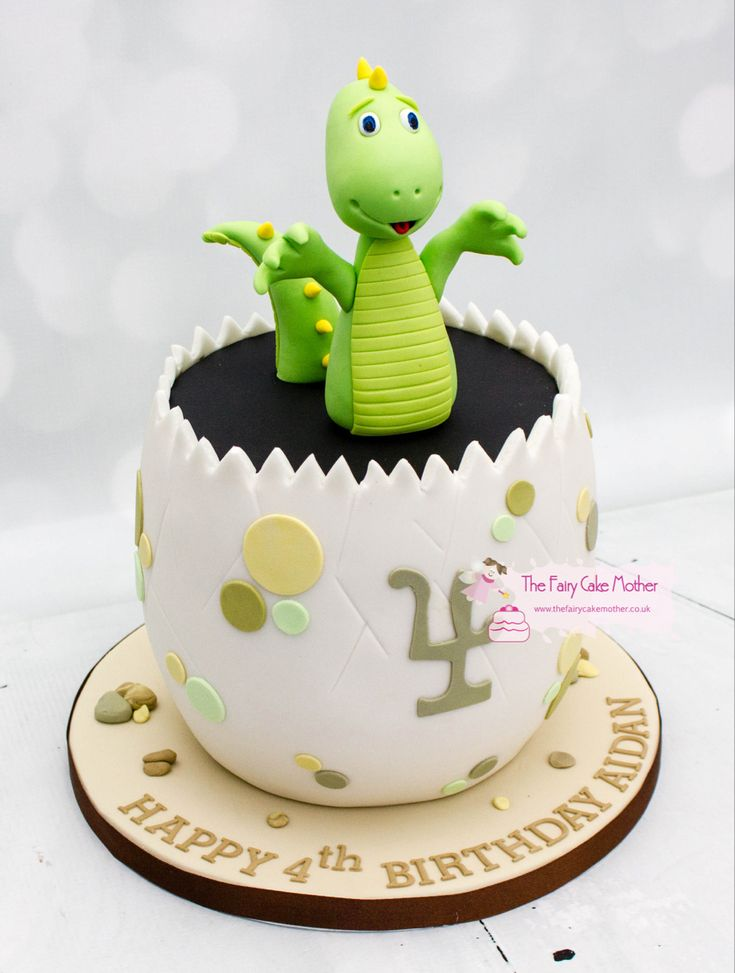 Cute dinosaur cake in 2020 cake fairy cake dinosaur cake