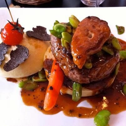 Le Living - Restaurant Brive #YesYouAre #Limousin