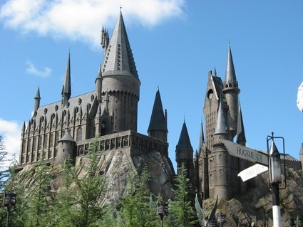 Universal Studios Harry Potter World- definitely have to visit here one day!