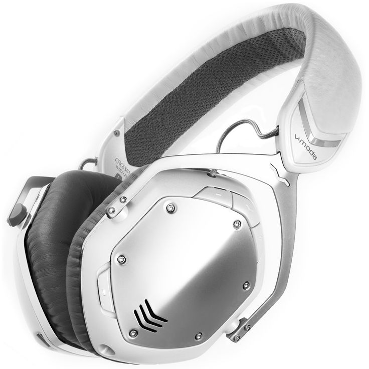 Generic Wireless Over-Ear Headphone White Silver. Built-in hidden microphone specially tuned and optimized for phone calls and voice recognition. Lithium-ion battery provides up to 12 hours of continuous music, entertainment and calls, recharge it to 100% in 100 minutes thanks to the included elegant V-Micro USB cable; unlimited hours of music in analog wired mode. Dual-diaphragm 50mm driver is a refined version of the award-winning Crossfade M-100 that was crowd sourced by hundreds of...