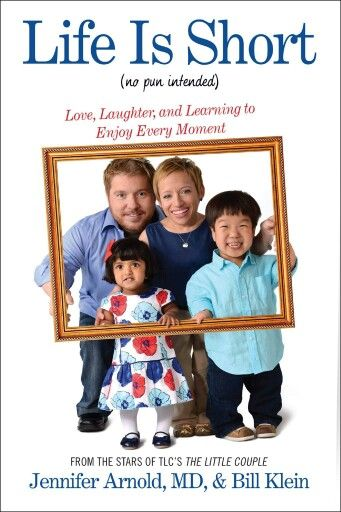 The Little Couple- love watching this family (and reading this book!)