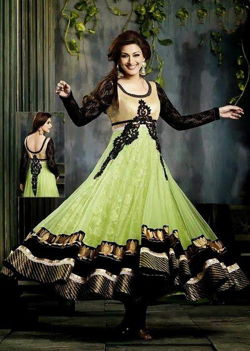 bollywood dresses desainer | ... Designer suits | Indian Party Wear Designer Dresses | Bollywood