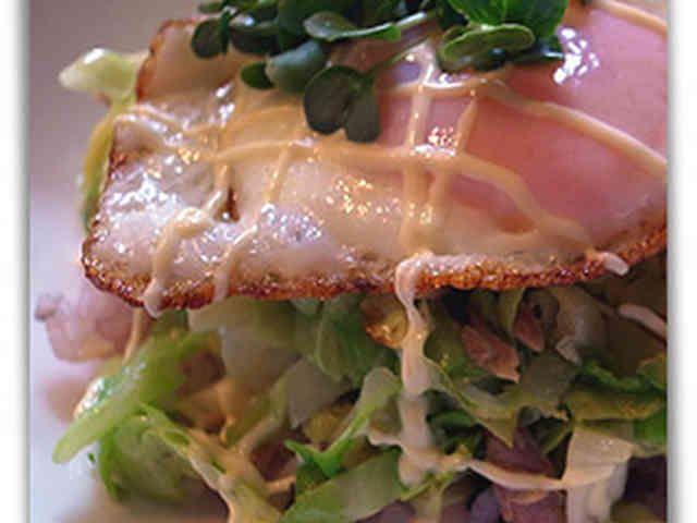 カフェ風♥ツナキャベツ丼の画像