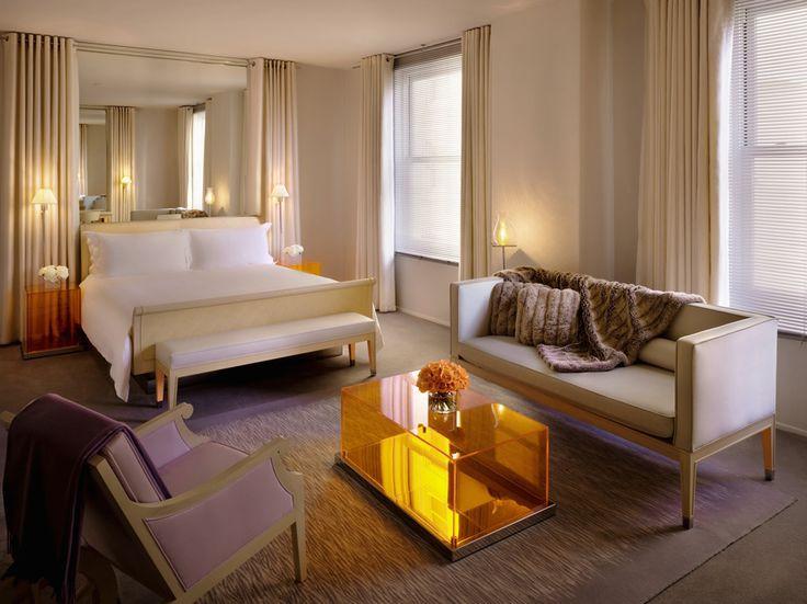 Clift hotel - San Fransisco - USA  #JetsetterCurator