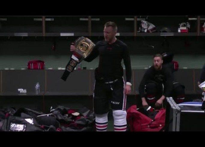 NHL LiveWire: Blackhawks Game 4 celebration – NHL News Videos