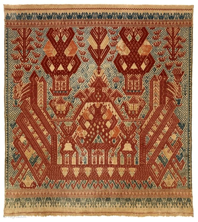 "Lecture: Saturday, February 14, 2015    ""Lampung Imagery: Textile Iconography of South Sumatra""  with Thomas Murray  Independent Researcher, Private Dealer of Asian and tribal art, San Francisco Bay Area  Refreshments   ..."