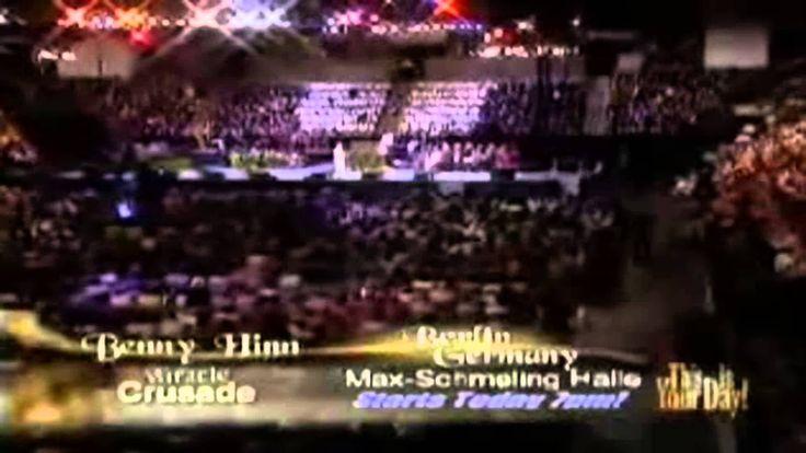 Billy Graham, Benny Hinn & T B  Joshua   (Salvation & Miracles)