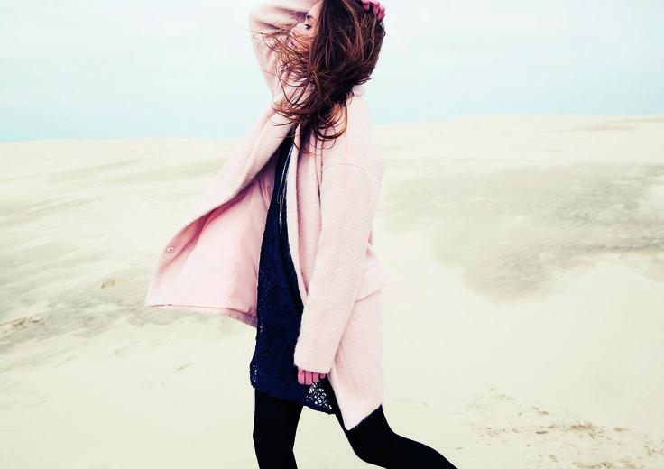 Jamy Coat - soon in stores and online