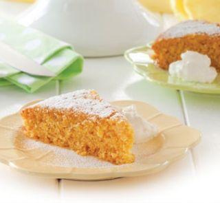 Lemon and lime polenta cake   Healthy Food Guide