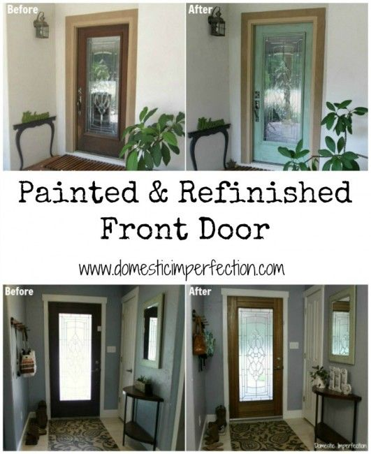 Front Door Furniture: 1249 Best Images About Painted Vintage Furniture That I