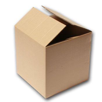 CARTON BOXES - STOCK PRICES (25 PIECE LOTS)