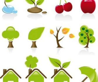 Environment Icons:   http://vectorspedia.com/free-vector/swirl-floral-frame-background-7399/