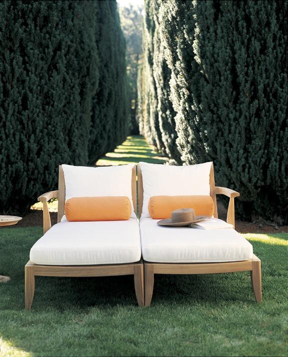 Summit Furniture At A Grand California Estate