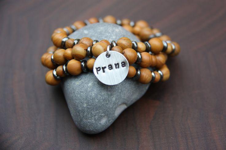Maha Triple-Stack Bracelet, by TangerineDreamsShop on Etsy