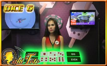 LIVE NUMBER GAME - Dice 6 Bandar Live Number Game Terbesar