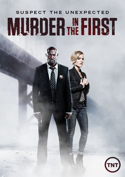 Murder in the First (TV Series 2014–2016) TNT  -  CRIME / DRAMA / MYSTERY