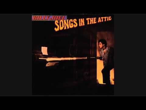 Billy Joel - Say Goodbye To Hollywood (Audio/1980) - YouTube