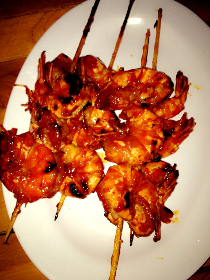 Honey Grilled Shrimp - Mang Engking BSD