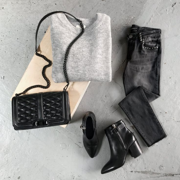 On your Monday morning agenda: look like a rockstar. Ask your Stylist for edgy fall essentials in your next Fix at the link in bio.