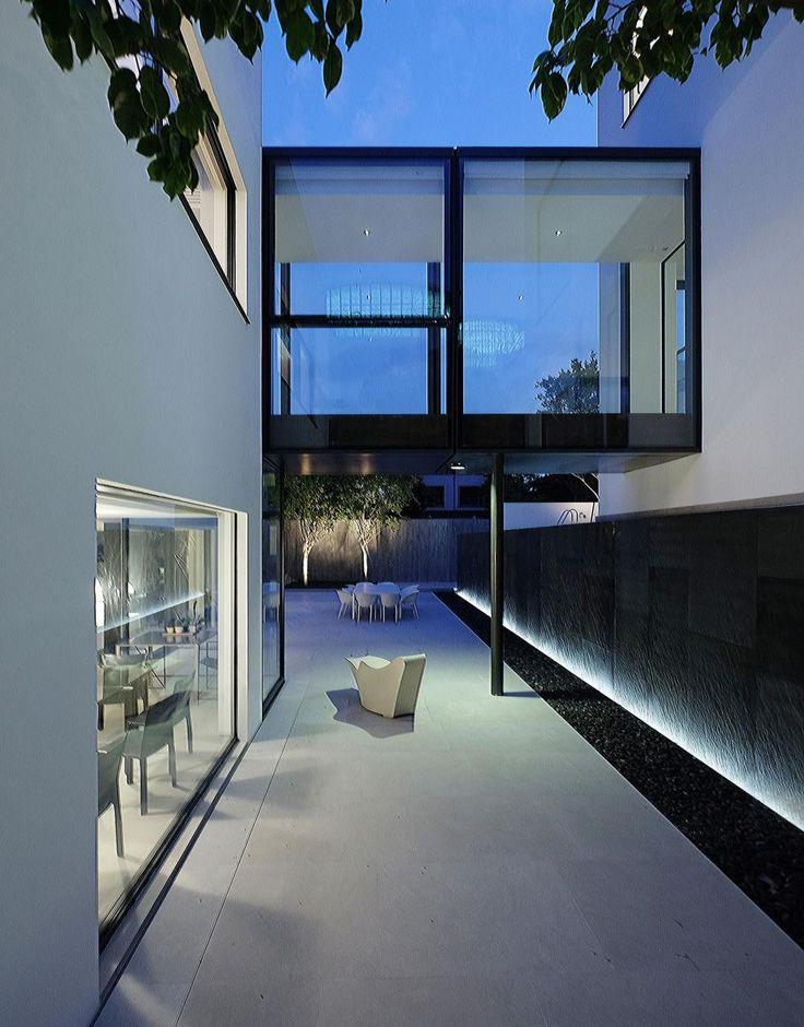 BRIDGED HOUSES BY IDAu0026BILLY ARCHITECTS WINS HKDA