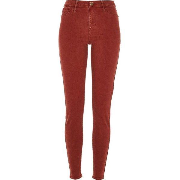 1000  ideas about Women&39s Orange Jeans on Pinterest | Colored