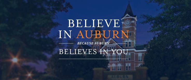 Auburn University Graduate School recruiting campaign website   by Copperwing Design (copperwing.com) #design