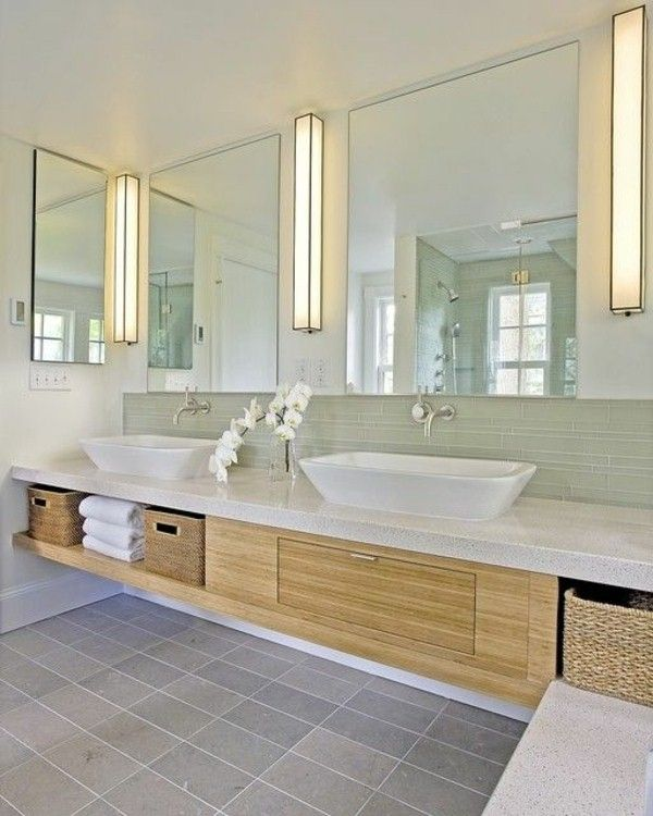 Bamboo Bathroom Vanities best 25+ modern bathroom cabinets ideas only on pinterest | modern