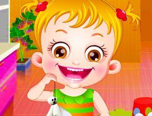 Hazel Bebek Şükran Günü Kıyafetleri Oyunu