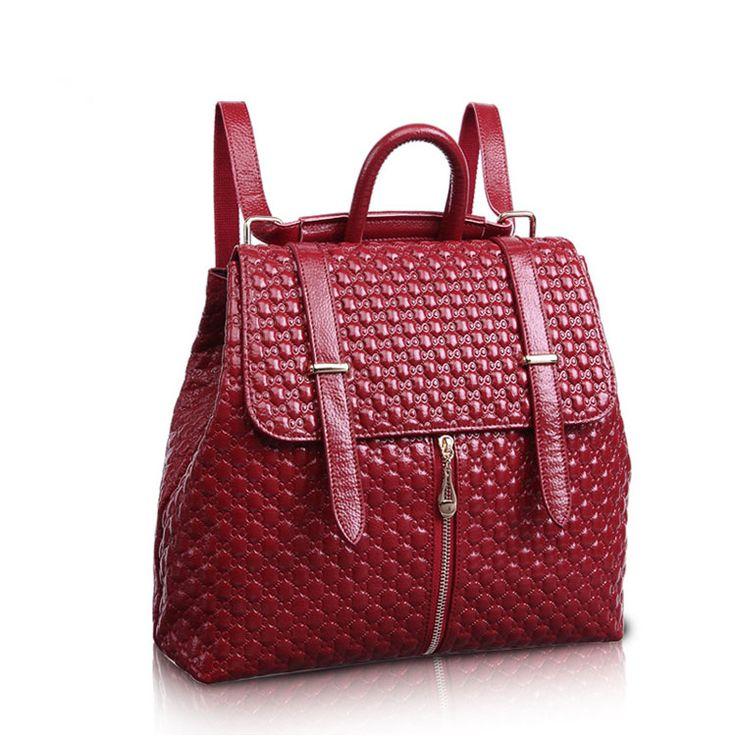 Bolso bandolera de piel de 2015 mayoristas de mochila coreano mujer [SD91000] - €69.15 : bzbolsos.com, comprar bolsos online