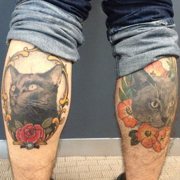 Eliot Weisberg the SAY Media Cat Guy Gets Another Tattoo | Catster