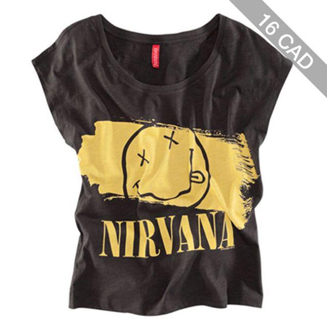 Chicnova Fashion Black T-shirt