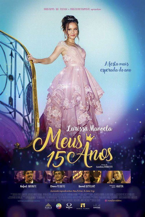 Meus 15 Anos (2017) Full Movie Streaming HD