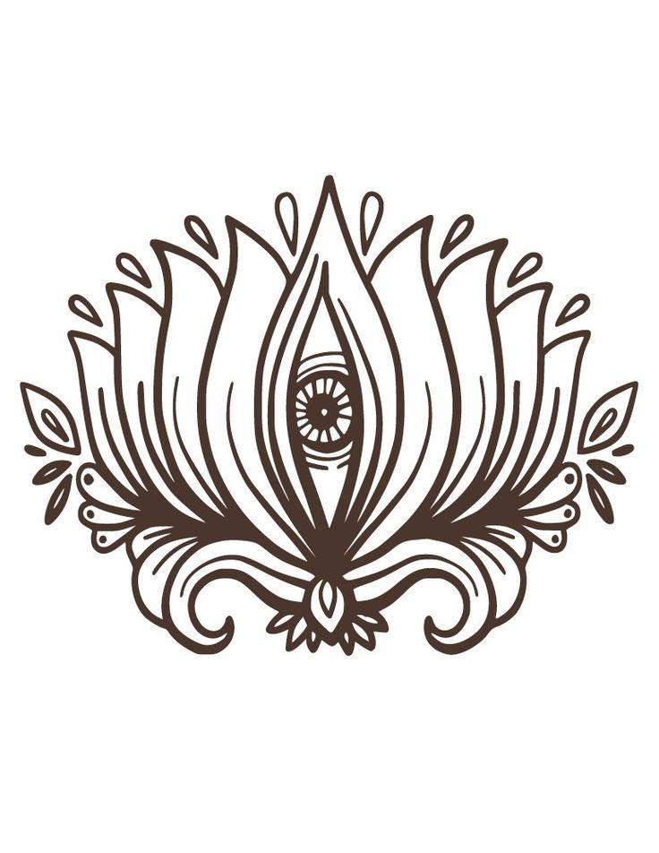 36 best coloriage fleurs et plantes flowers and plant colouring pages images on pinterest - Fleure dessin ...