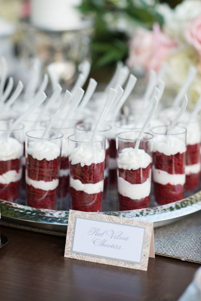 red velvet cake shooters | Jordan Weiland