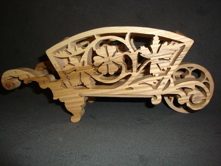 Plan de brouette en bois recherche google rangements d 39 outils pinterest brouette en bois - Brouette bois decorative ...