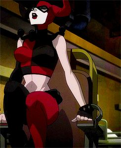 Harley Quinn in 'Batman Assault on Arkham'