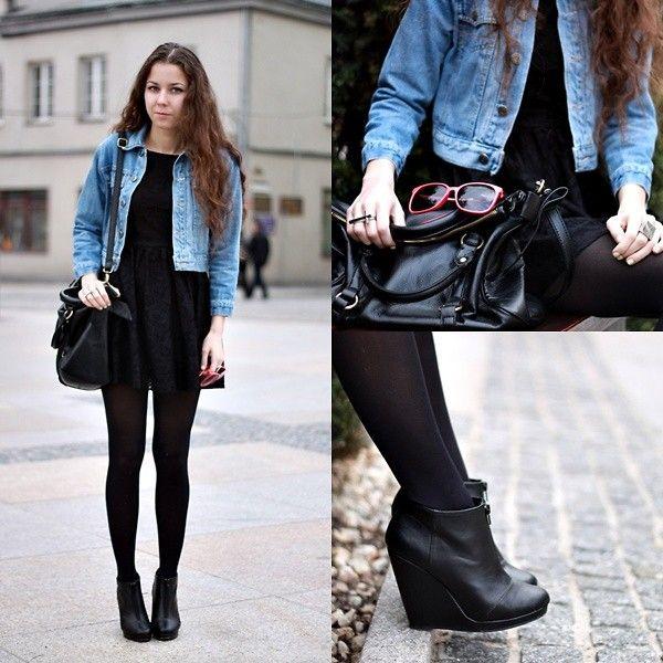582 best Denim Jacket images on Pinterest | Denim jackets, Jean ...